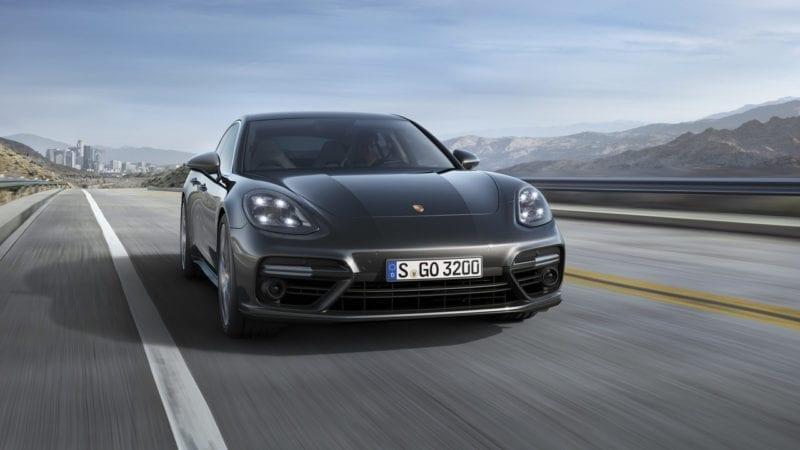 Porsche Panamera – Integrală în toată gama
