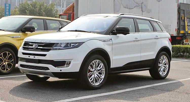 Jaguar Land Rover cheama in instanta compania Jiangling Motors. Motivul? Copia după Evoque