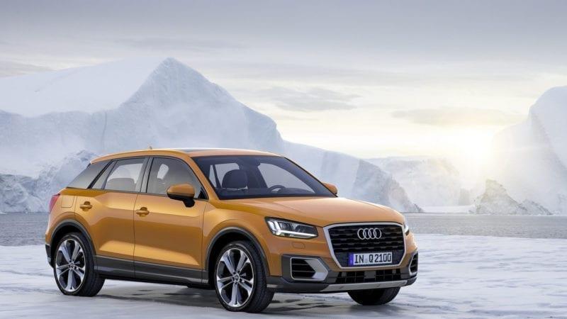Audi nu scoate din ecuație un SQ2