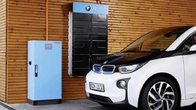 Bateriile lui BMW i3 devin sursă de energie pentru casa ta