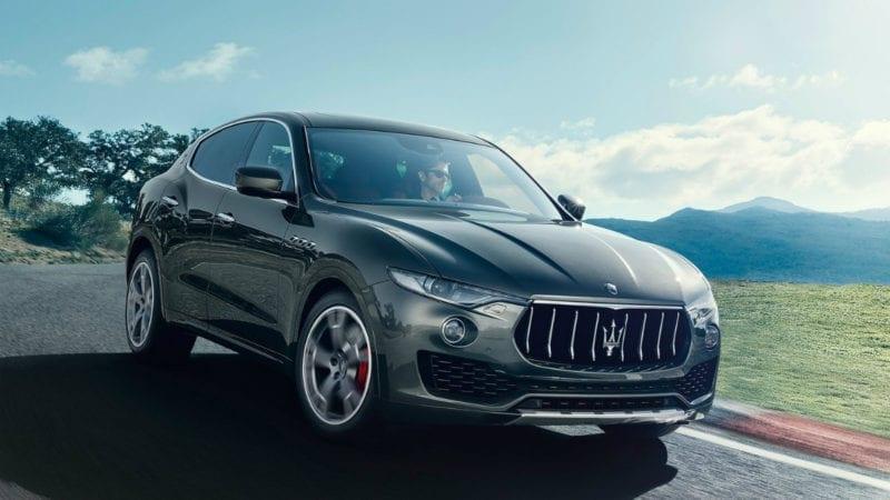 Maserati dublează producția SUV-ului Levante