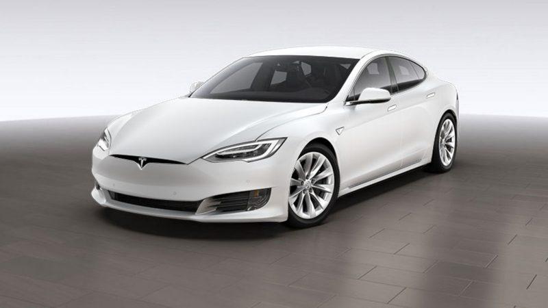 Tesla Model S – Acum și cu o baterie mai mică