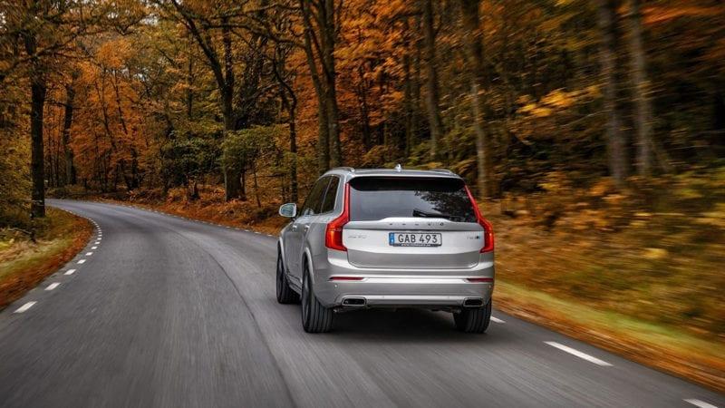 Volvo XC90 este cea mai sigură mașină din UK. În 16 ani, nu a fost înregistrat niciun accident fatal