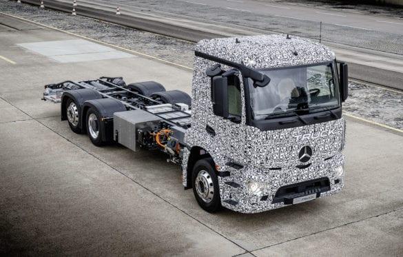 Mercedes-Benz Urban e-Truck