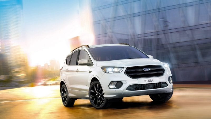 Ford nu exclude SUV-urile de performanță. Kuga este în pole-position