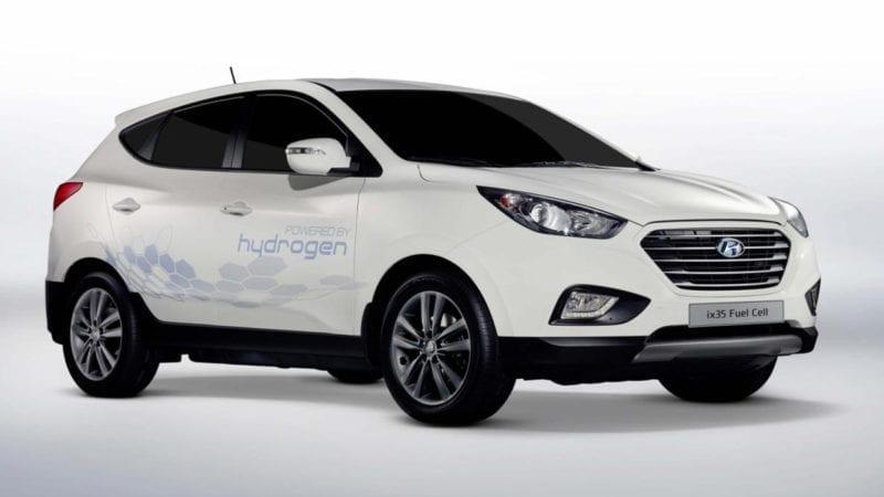 Hyundai mai pregătește un model cu propulsie pe hidrogen