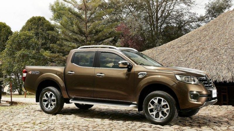 Renault Alaskan a fost prezentat oficial