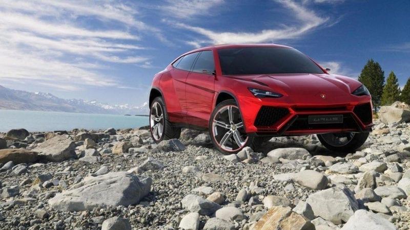 Lamborghini va dubla producția generală după lansarea lui Urus