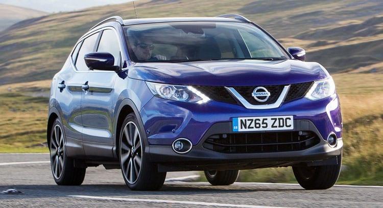 Segmentul SUV a depășit un sfert din piața europeană de mașini noi