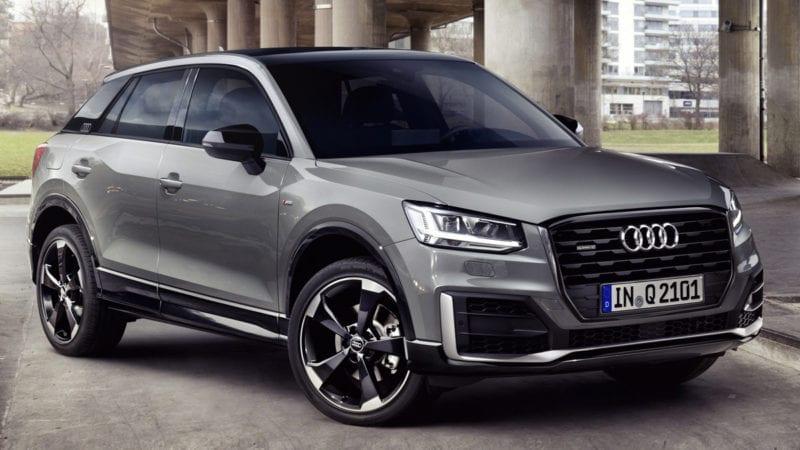 Audi Q2 Edition #1 – Prima versiune specială a mezinului german