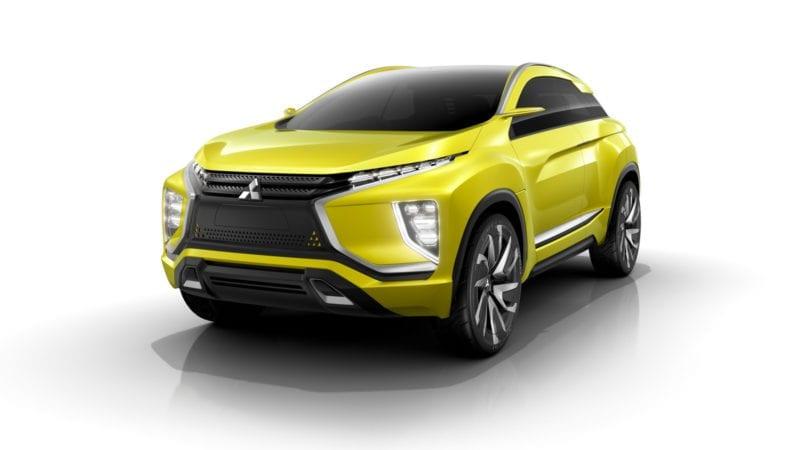 Mitsubishi plănuiește un SUV electric de clasă compactă cu autonomie de 400 de kilometri