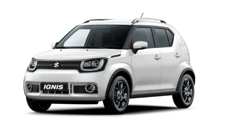 Suzuki Ignis și S-Cross facelift vin la Paris