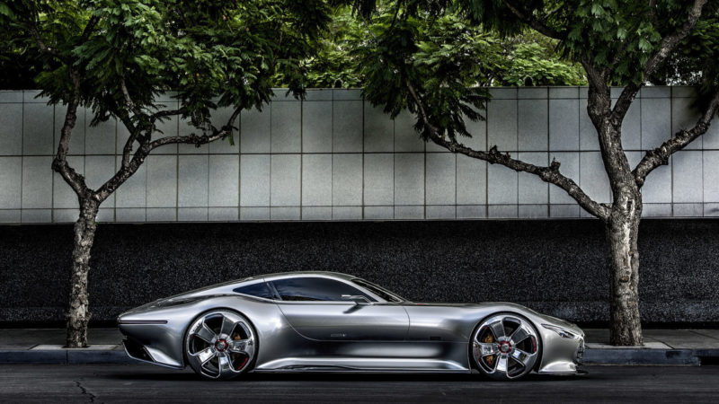 Mercedes-AMG pregătește un hypercar hibrid cu motor de Formula 1
