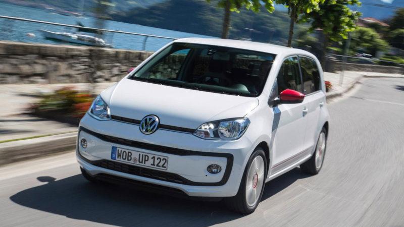 Volkswagen e-Up! facelift – Primele detalii