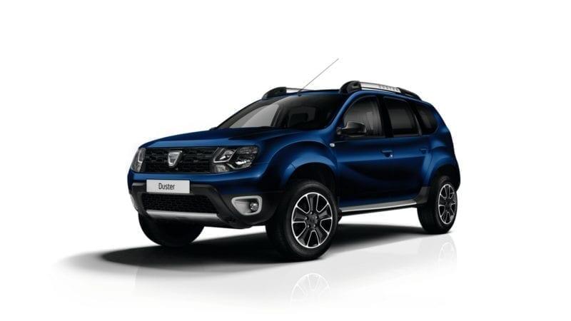 Dacia Duster este disponibil în versiunea Black Touch