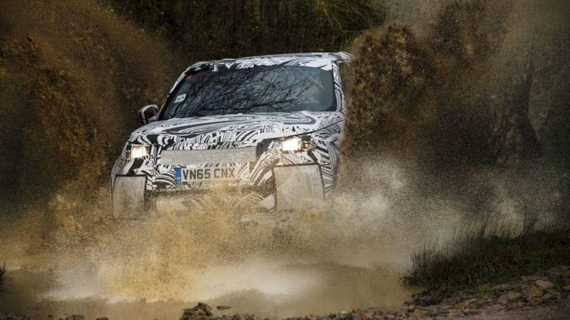 Land Rover Discovery își etalează atuurile în cea mai recentă galerie foto