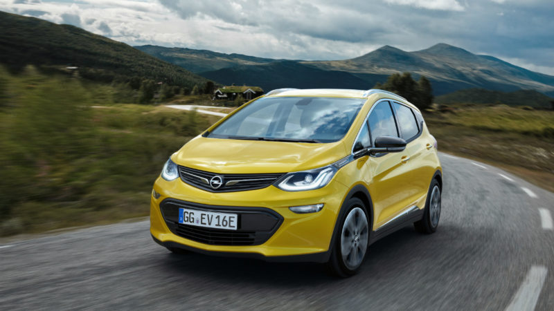 Opel Ampera-e va avea o autonomie de peste 400 de kilometri