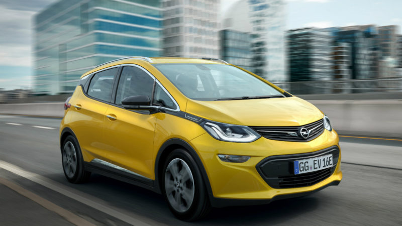 Opel Ampera-e – Detalii finale