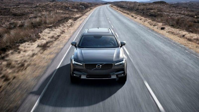 Volvo prezintă noul V90 Cross Country
