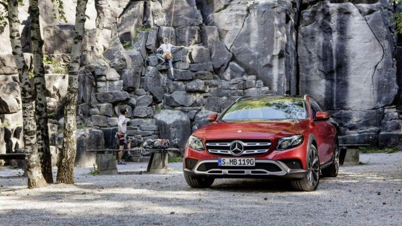 A fost prezentat noul Mercedes-Benz Clasa E All-Terrain