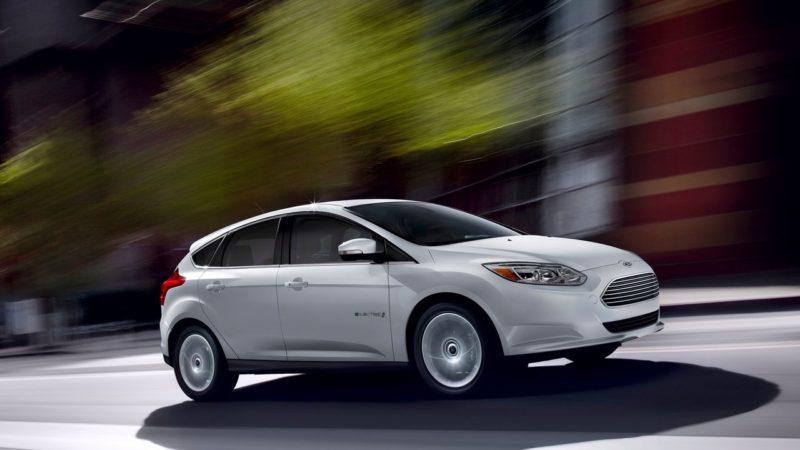 Versiunea electrică a lui Ford Focus va avea o autonomie de 210 kilometri