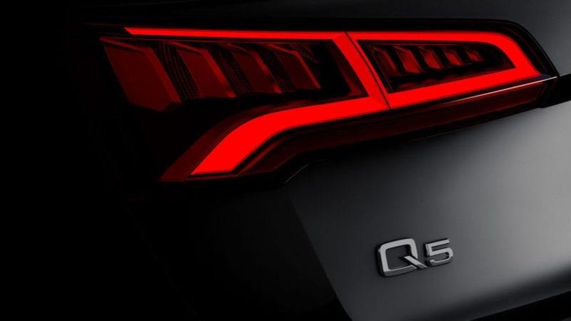 Prima imagine și primul clip teaser cu viitorul Audi Q5