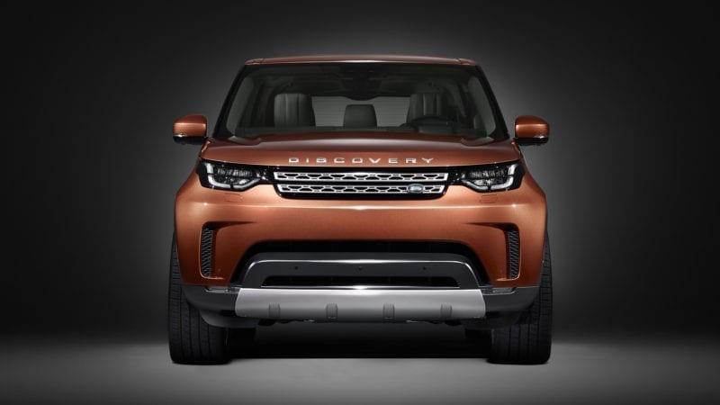 Land Rover a publicat prima imagine cu viitoarea generație Discovery