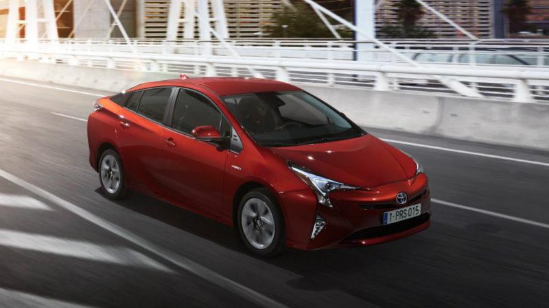 Toyota Prius are un preț de pornire de 28.400 de euro