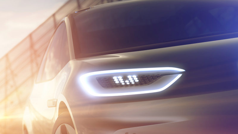 Volkswagen vine la Paris cu un concept electric cu o autonomie de până la 600 de kilometri