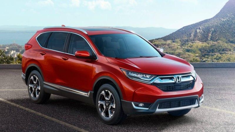Noua generație Honda CR-V a fost prezentată în SUA