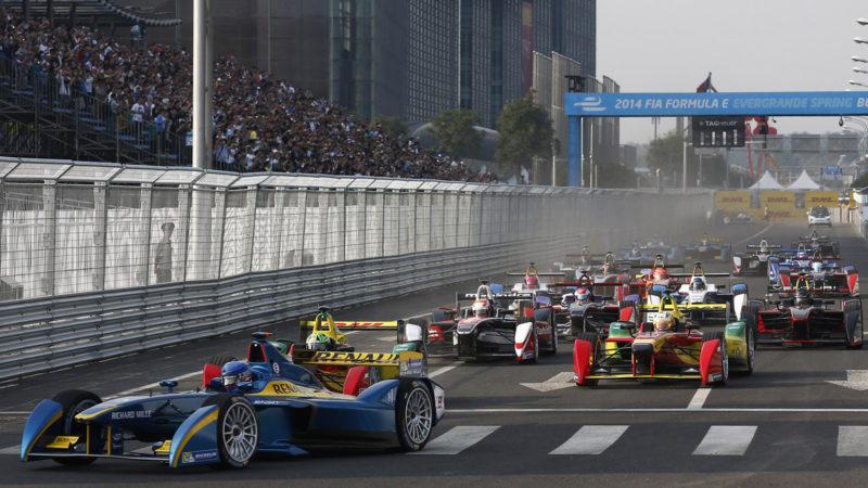 Constructorii germani dau DTM-ul pe Formula E