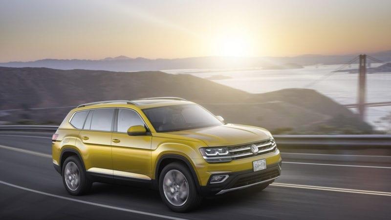 Volkswagen Atlas – SUV-ul dedicat puublicului din SUA