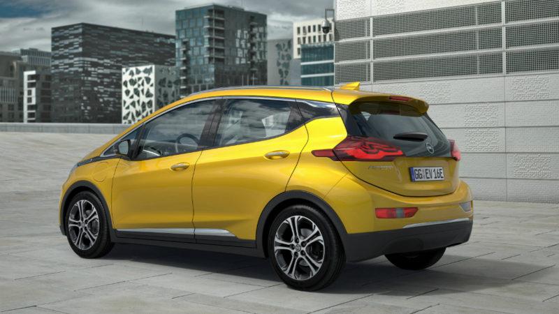 Opel a publicat primul clip de prezentare pentru Ampera-e