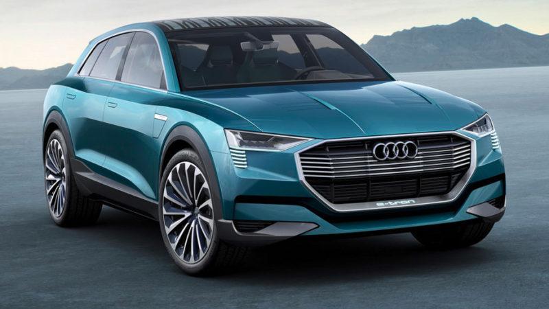 e-tron este denumirea pe care Audi o alege pentru viitorul său brand electric
