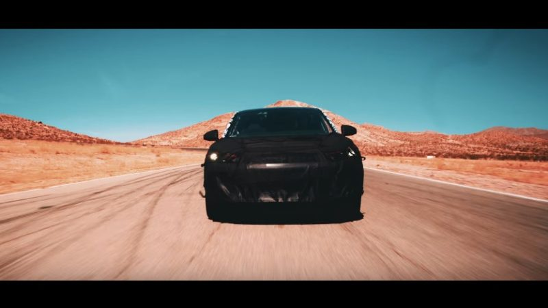 Faraday Future a publicat teaserul care anunță primul model