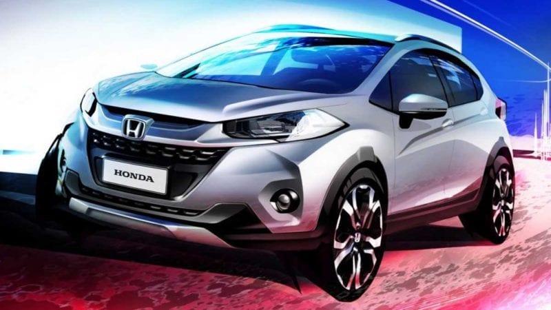 Honda va lansa crossover-ul WR-V. Din păcate, nu ajunge și în Europa