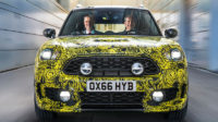 mini countryman plug-in hibrid