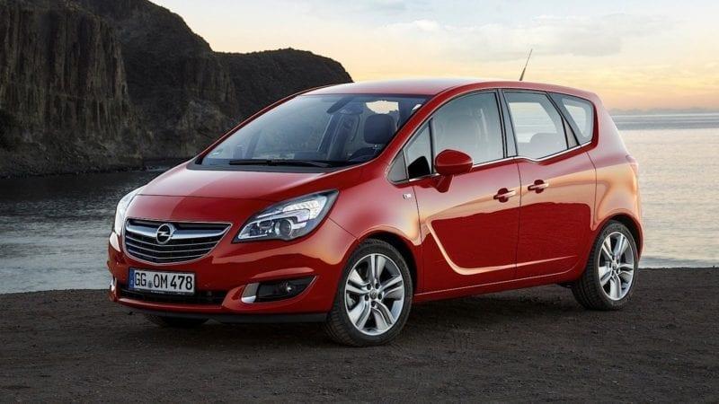 Opel mizează pe SUV. Viitorul Meriva renunță la hainele de monovolum