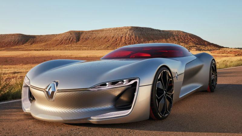 Renault TreZor, conceptul electric care anunță viitoarea direcție a mărcii franceze