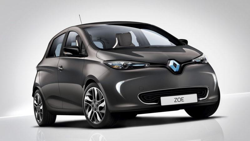 Renault Zoe reloaded – 400 de kilometri autonomie