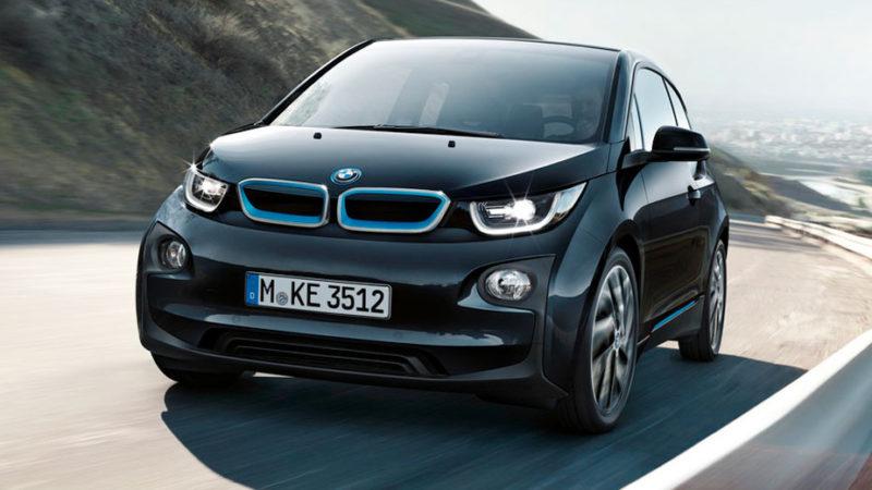 BMW i3 primește un facelift în 2017. Primele detalii