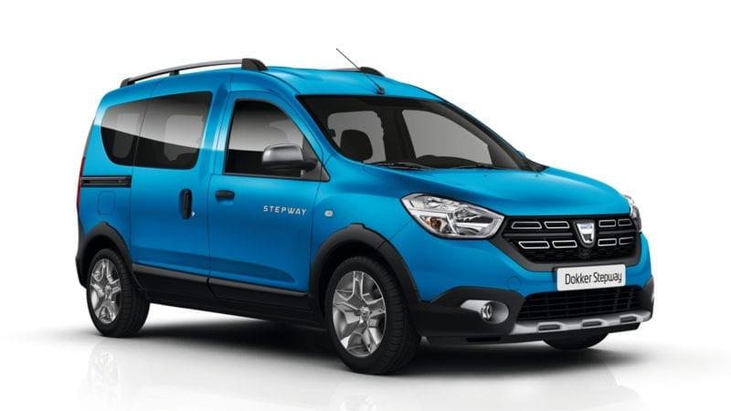 Dacia Lodgy, Dokker și Dokker Van au acum un facelift