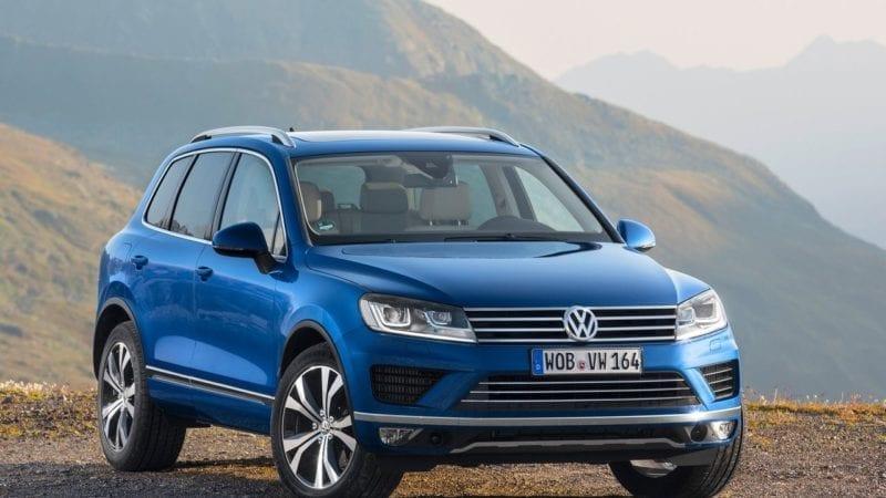 Și cal și măgar. Volkswagen va utiliza platforma MQB atât pe viitorul Polo, cât și pentru noul Touareg