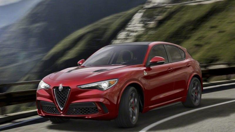 Alfa Romeo Stelvio a fost prezentată la Los Angeles