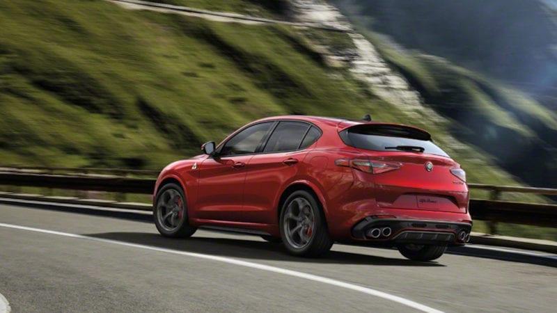 FCA va utiliza platforma lui Alfa Romeo Stelvio și pe modelele Jeep, Dodge și Maserati