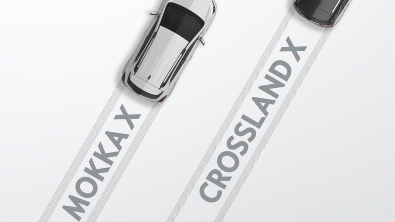 Opel Crossland X – Viitorul crossover german care debutează în 2017