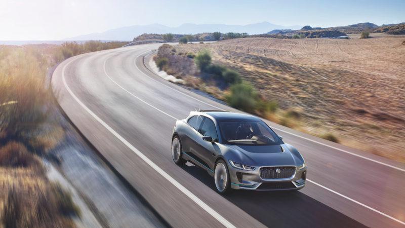 Jaguar I-Pace, conceptul care anunță primul SUV electric al companiei