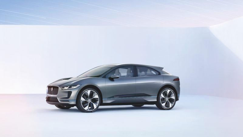 Versiunea de serie Jaguar I-Pace va debuta la Frankfurt