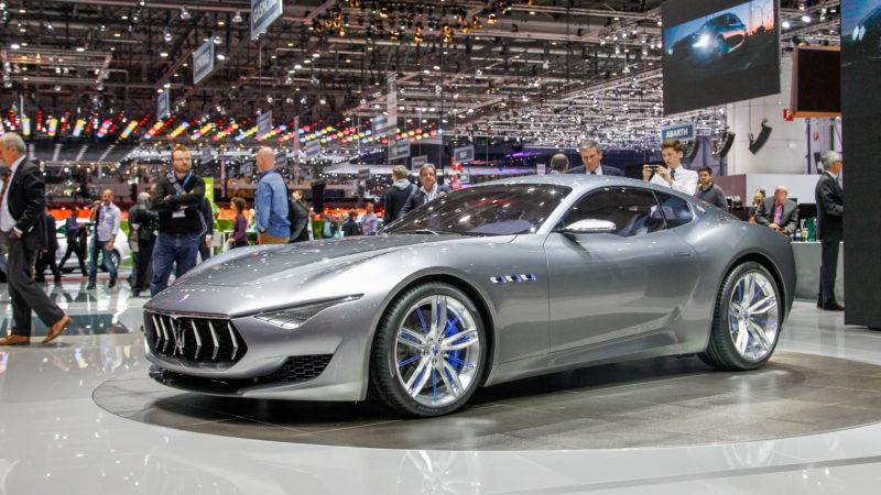 Maserati Alfieri va avea și o versiunea 100% electrică