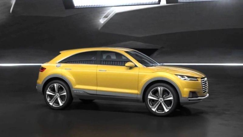 SUV-ul Audi Q4, amânat până în 2021
